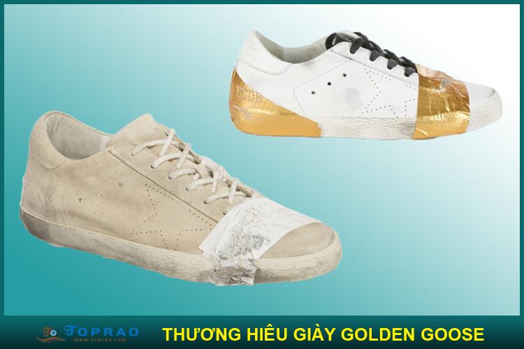 Giày golden goose
